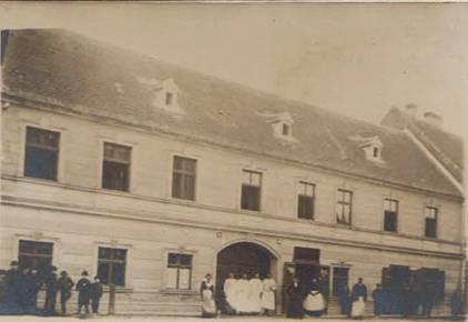 Zentrale 1940er