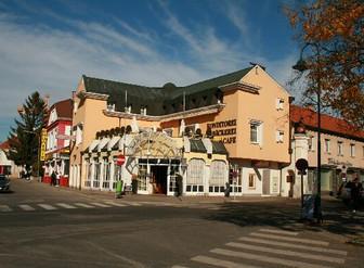 Café-Konditorei und Pension Rathausstraße