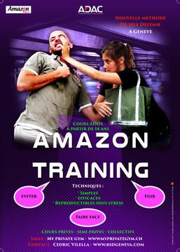 Cours de Self défense ADOS - Amazon Training 100% Féminin - Réservez votre cours!!