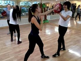 Cours semi privés de self défense féminine les mercredis (10 personnes max) à partir de 14 ans. Du 5