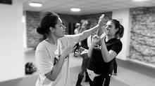 Cours collectifs de self défense féminine au trimestre ou à l'année. Mardis/Jeudis - Lancy