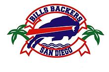 San Diego Bills Backers Club Logo