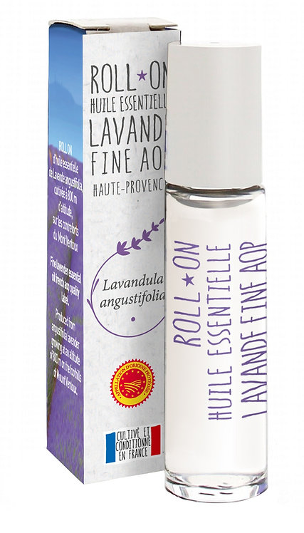ROLL-ON AOP fine lavender essential oil