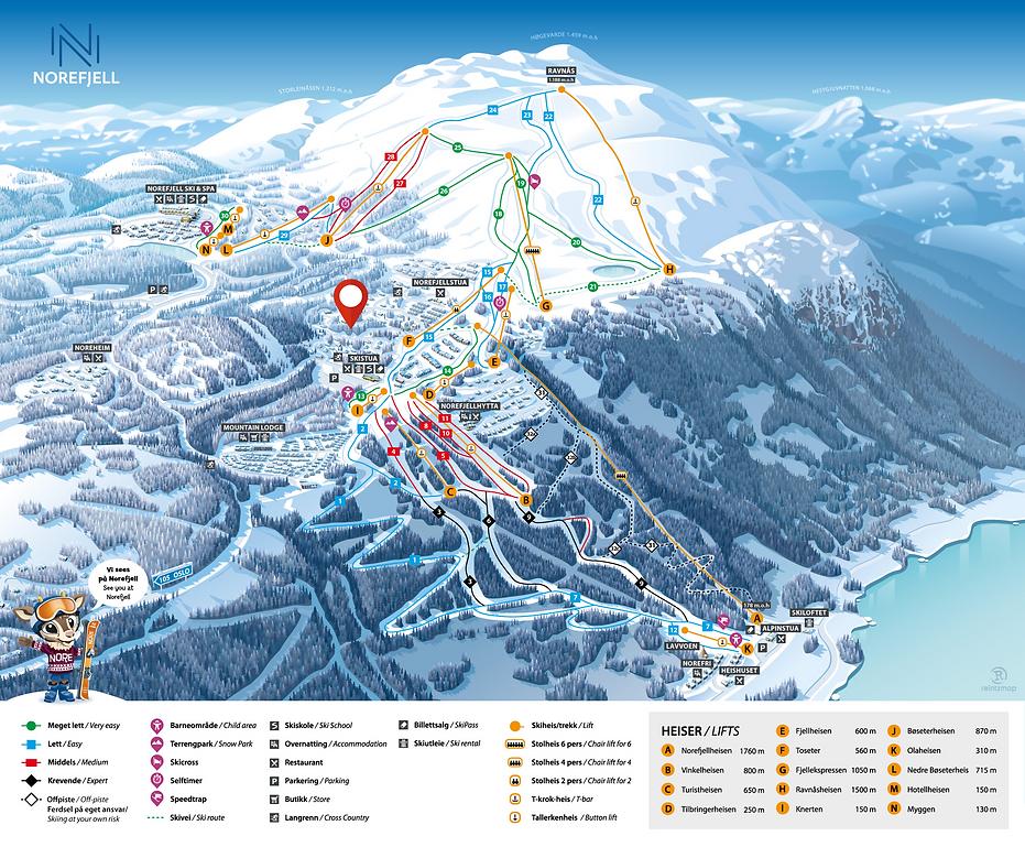 Kart skiheiser Norefjell med PIN.png