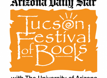 Happy Place: The Tucson Festival of Books