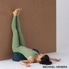 Productive Inactivity: Legs Up the Wall