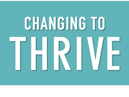 Book: Changing to Thrive
