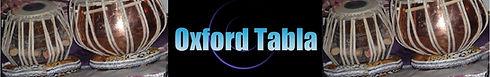 Oxford Tabla Header