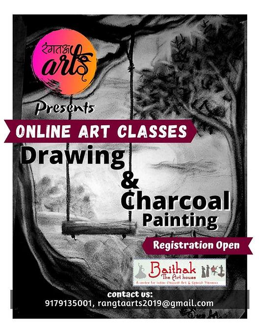 Baithak Flyer - Online Art Classes.jpg