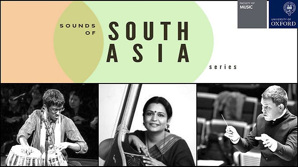 Sounds of South Asia Series - Shruti Jau