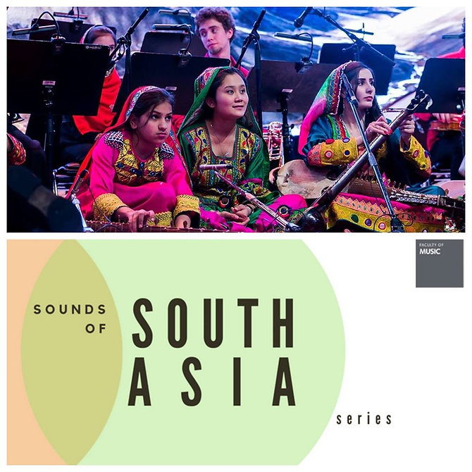 Sounds of South Asia Series - Ensemble Z