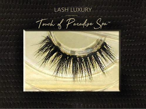 Lash Luxury Mink Lashes