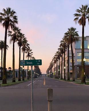 Downtown Fairfield California Texas Stre