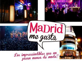 LUGARES CON HISTORIA EN MADRID