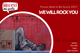 Ruta: WE WILL ROCK YOU