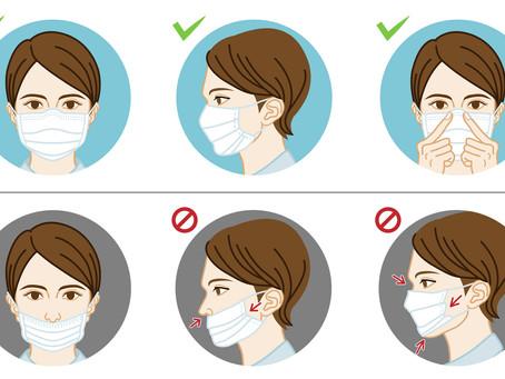 COVID-19 Protocol Reminder 疫情提醒