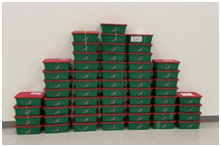 Operation Christmas Child 聖誕兒童鞋盒