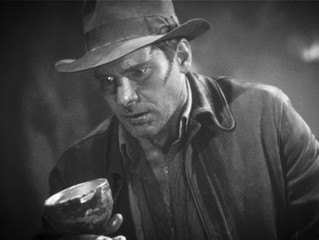 The Mass and the Adventure of Indiana Jones