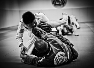 Jiujitsu and the Warpath to Discipline