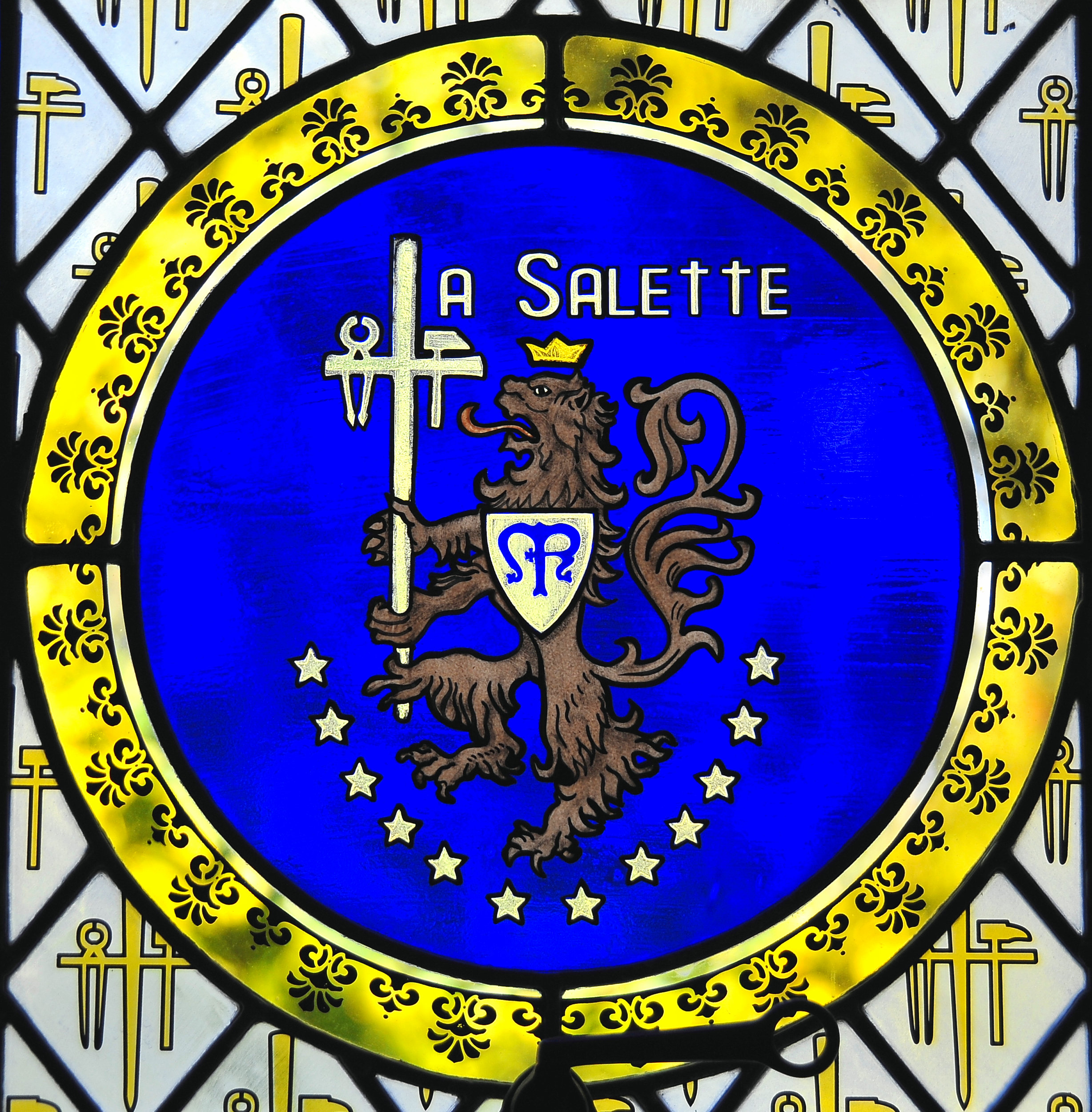 Detail of Coat of Arms