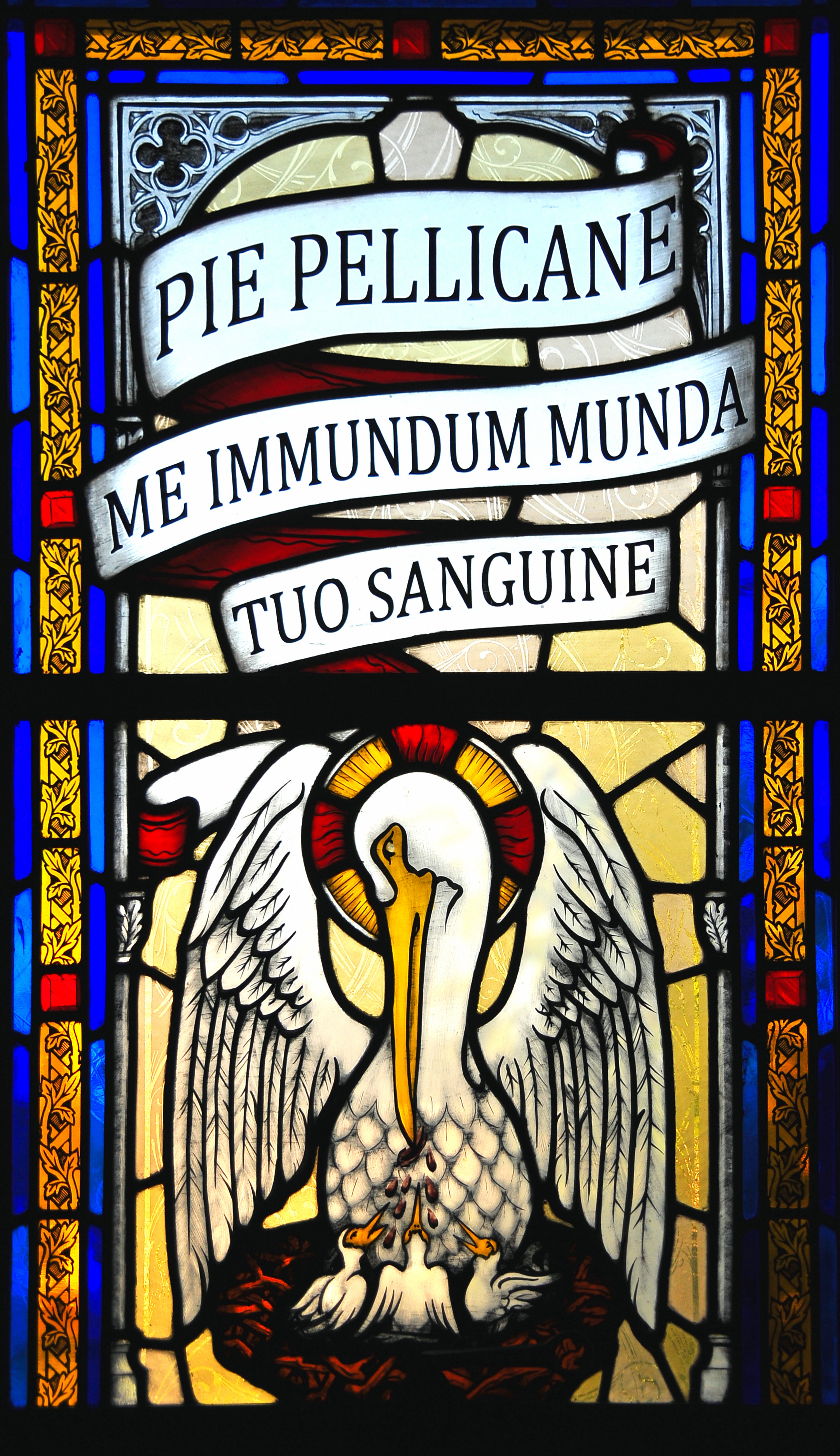 Sacristy Window