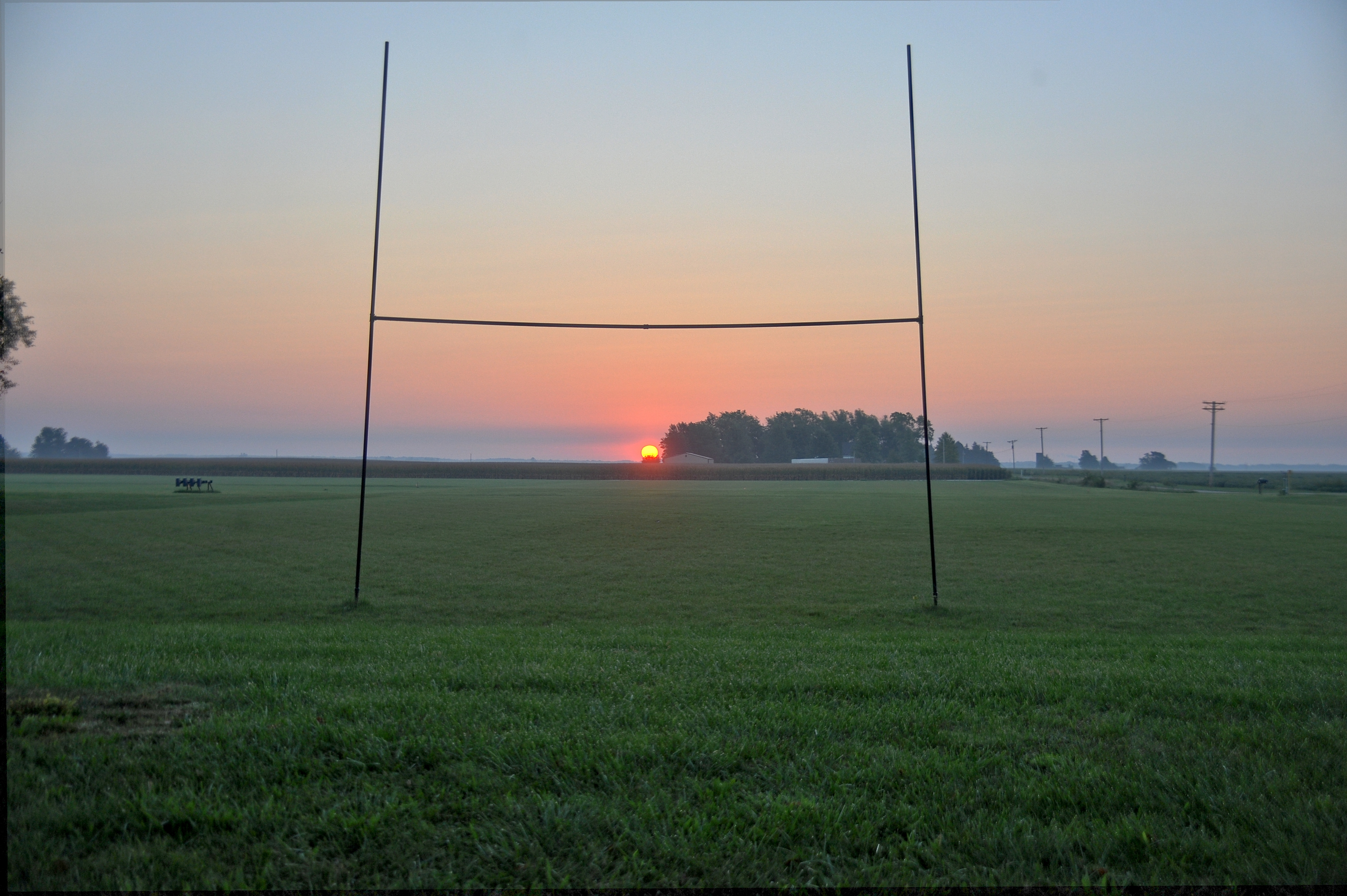 Rugby Practice Field