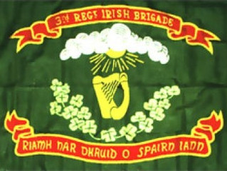 The Irish: Never Forgotten