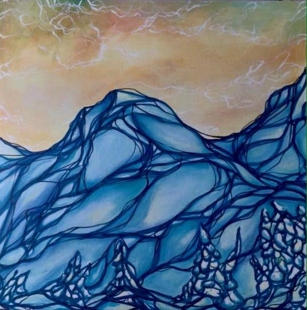 Mountain Veins