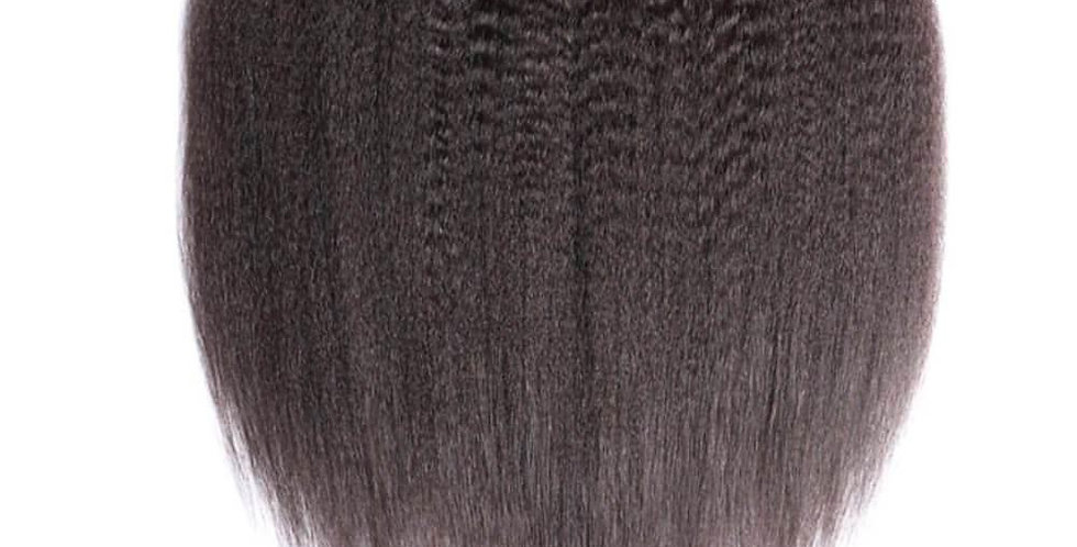 Lace Frontal Kinky Straight