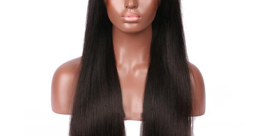 Perruque Lace Frontal - Lisse