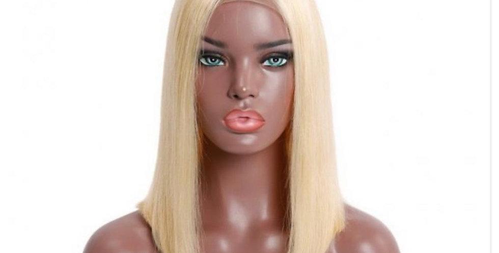 Perruque Lace Bob Wiggs - Blonde