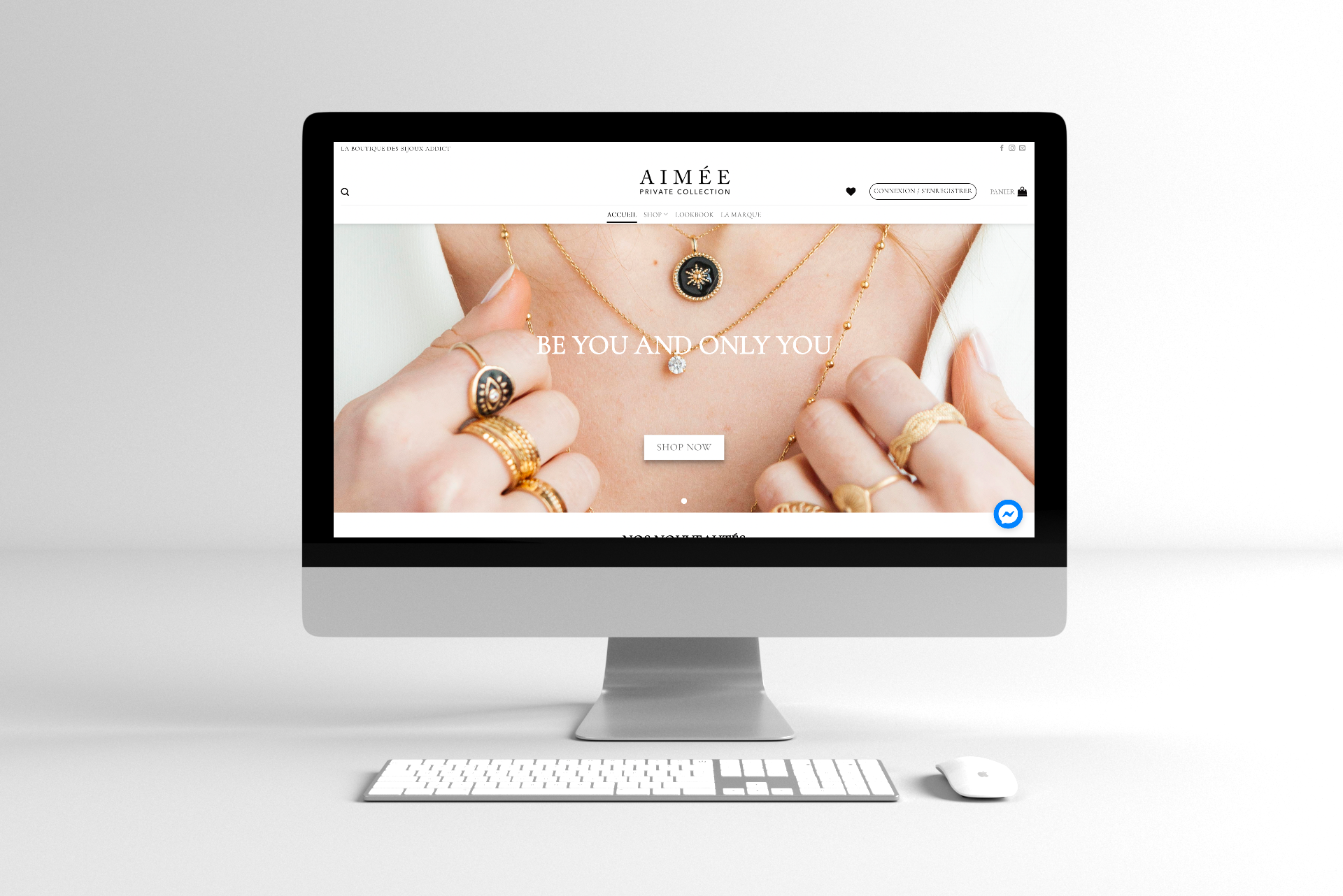 www.aimeeprivatecollection.fr