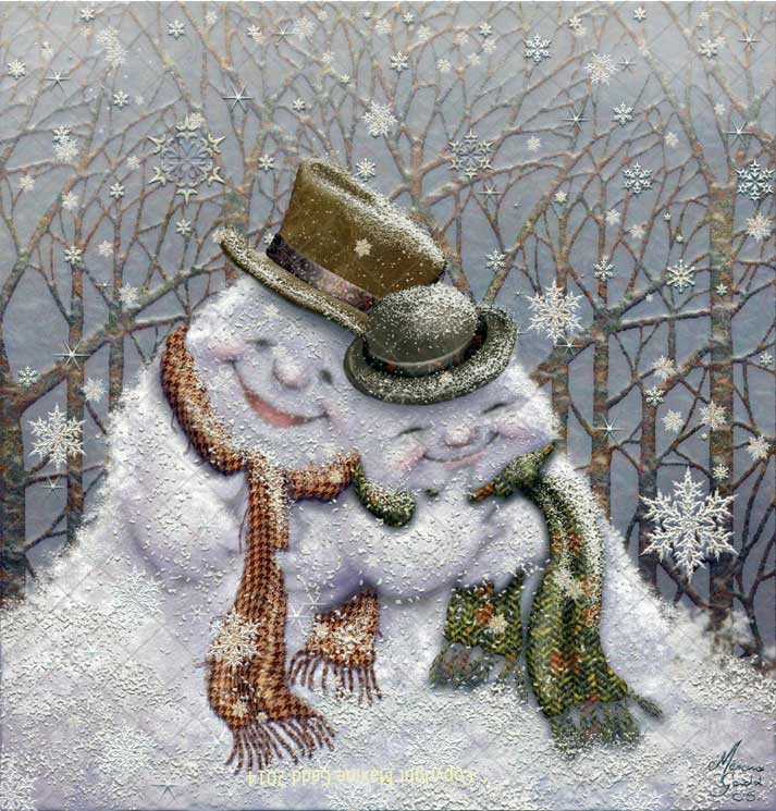 The-laughing-Snowmen-2