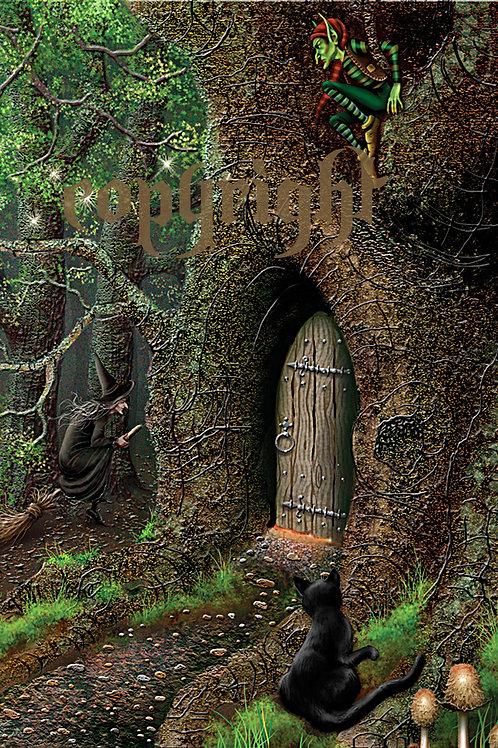 Wicca Tree
