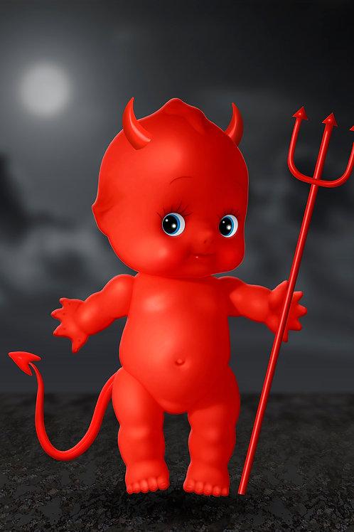 Cupie Clowns - Little Devil