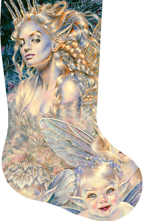 Frost Christmas Stocking