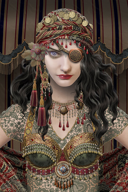 Zerelda the fortune teller