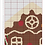 Thumbnail: Ginger Bread Man & House Christmas tree decorations
