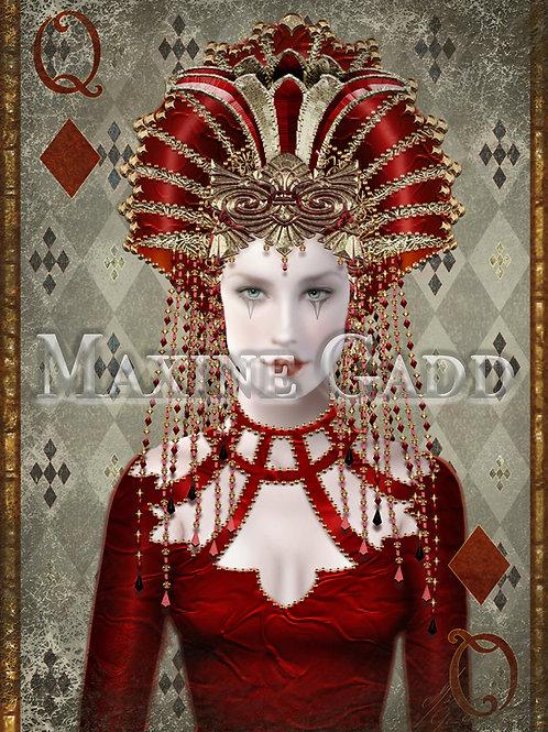 The Queen of Diamonds B