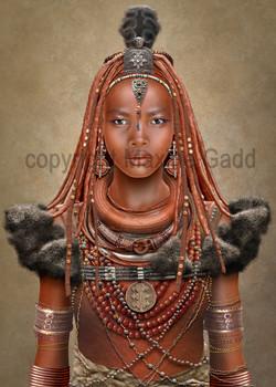 Himba woman copy