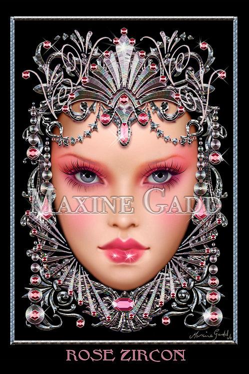 Rose Zircon