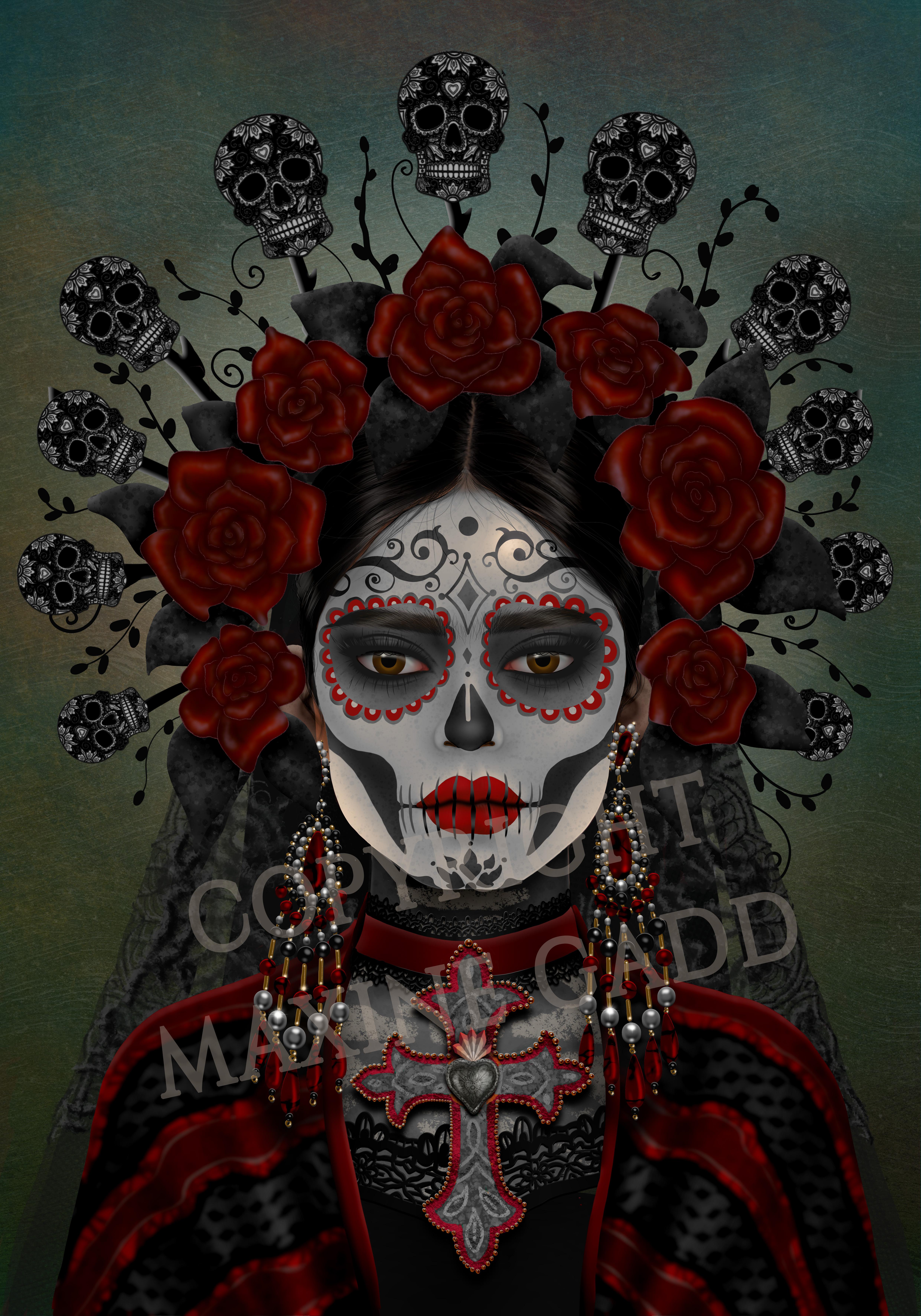 Dotd.Maria Doll