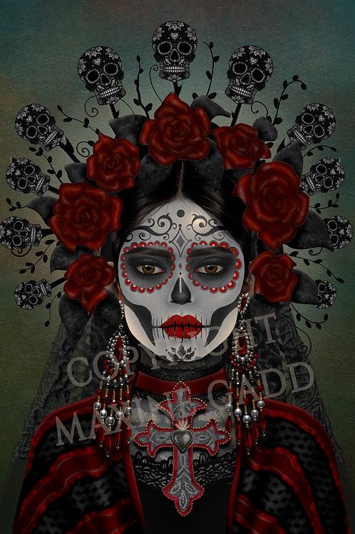 Dotd Catrina Mexican