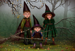 the witch's children  2