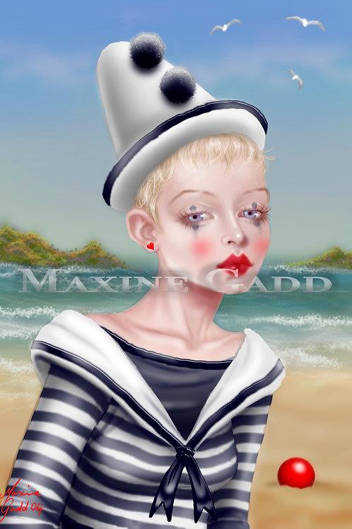 Seaside Clown B