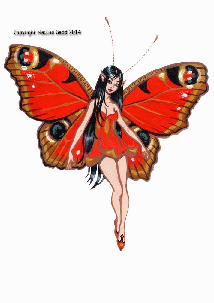 crimson-fairy
