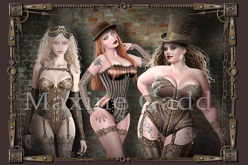 Steampunk Ladies
