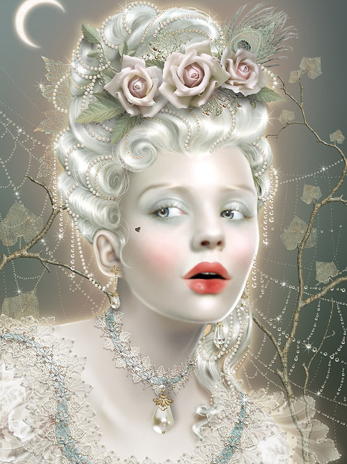 Cinderella without mask