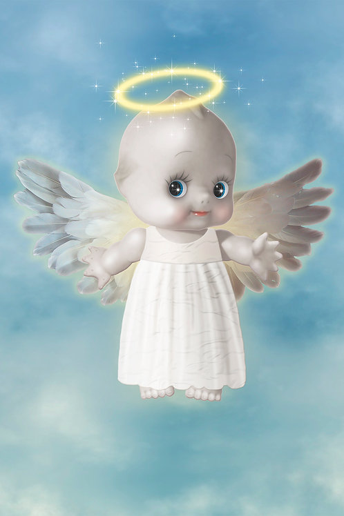 Cupie Doll - Angel