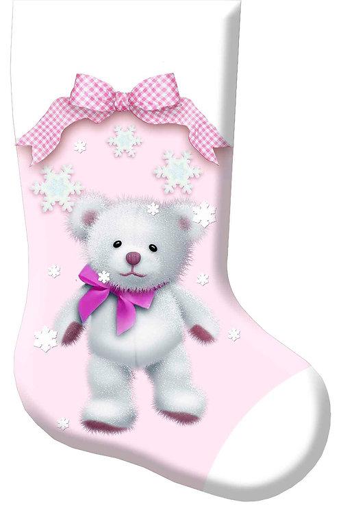 copy of Baby Girl Christmas Christmas Stocking